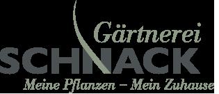 Logo Gärtnerei Schnack in Nortorf